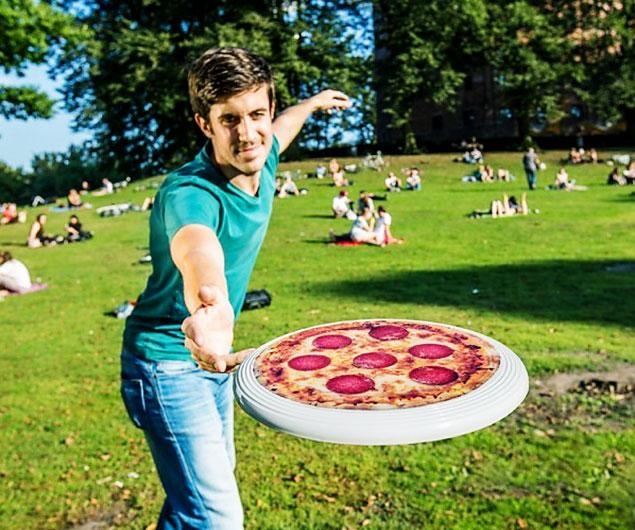 frisbee-pizza