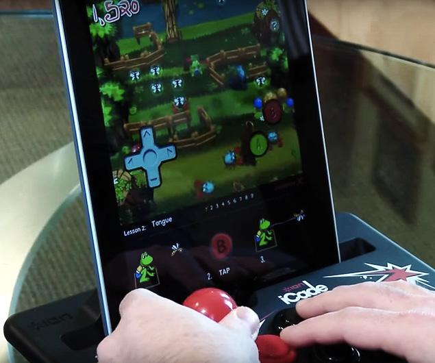 mando-arcade-para-ipad